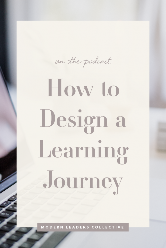 How to map out the journey for your students so you can transform their lives